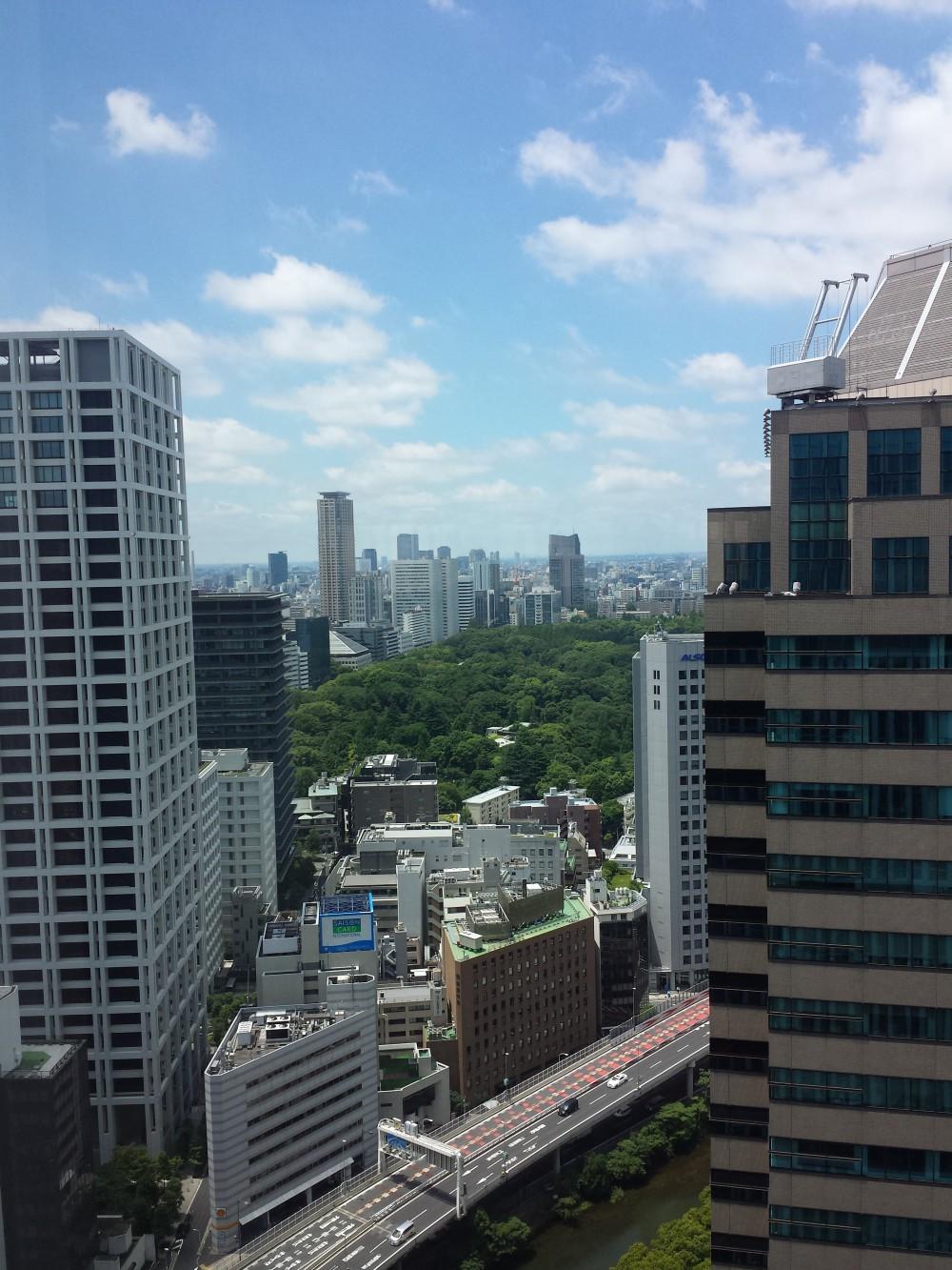 東京ガーデンテラス紀尾井タワー