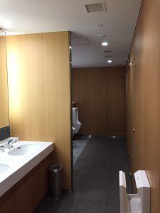 小田急サザンタワー室内写真