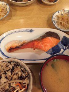 花未月(はなみづき、魚料理)