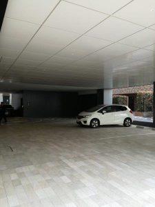 御成門PREXビル駐車場