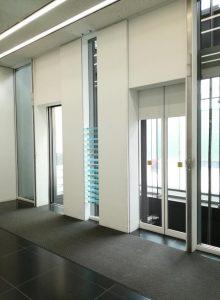 ルネ青山エレベーターホール