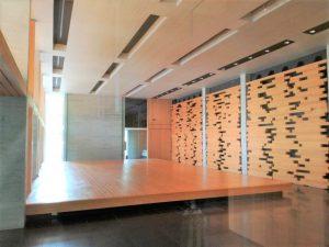 木材会館檜舞台